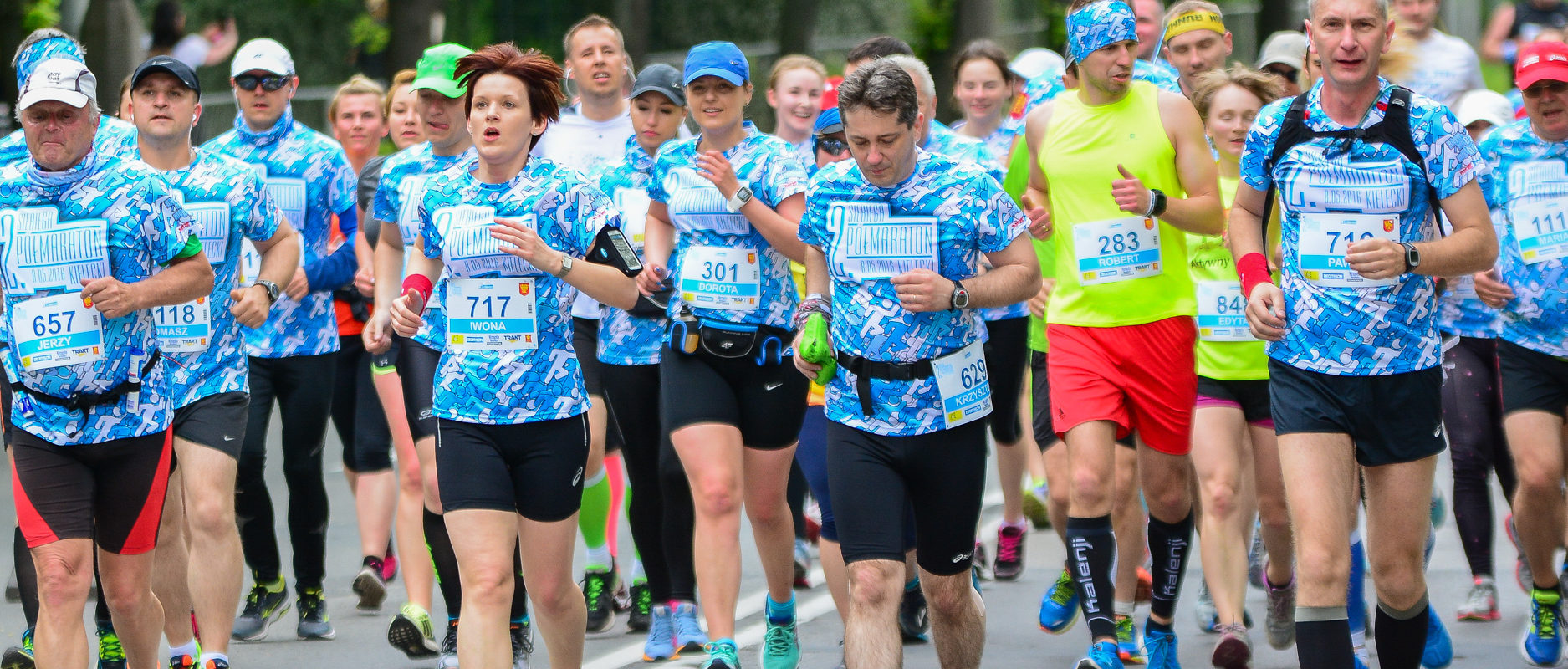 3.sieBIEGA Półmaraton Kielecki